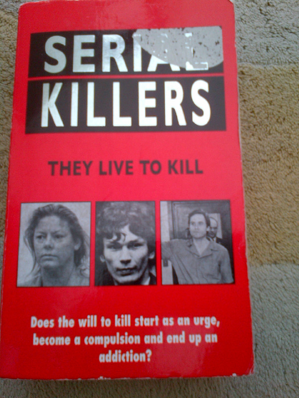 Jan Book 2 (Serial Killers)