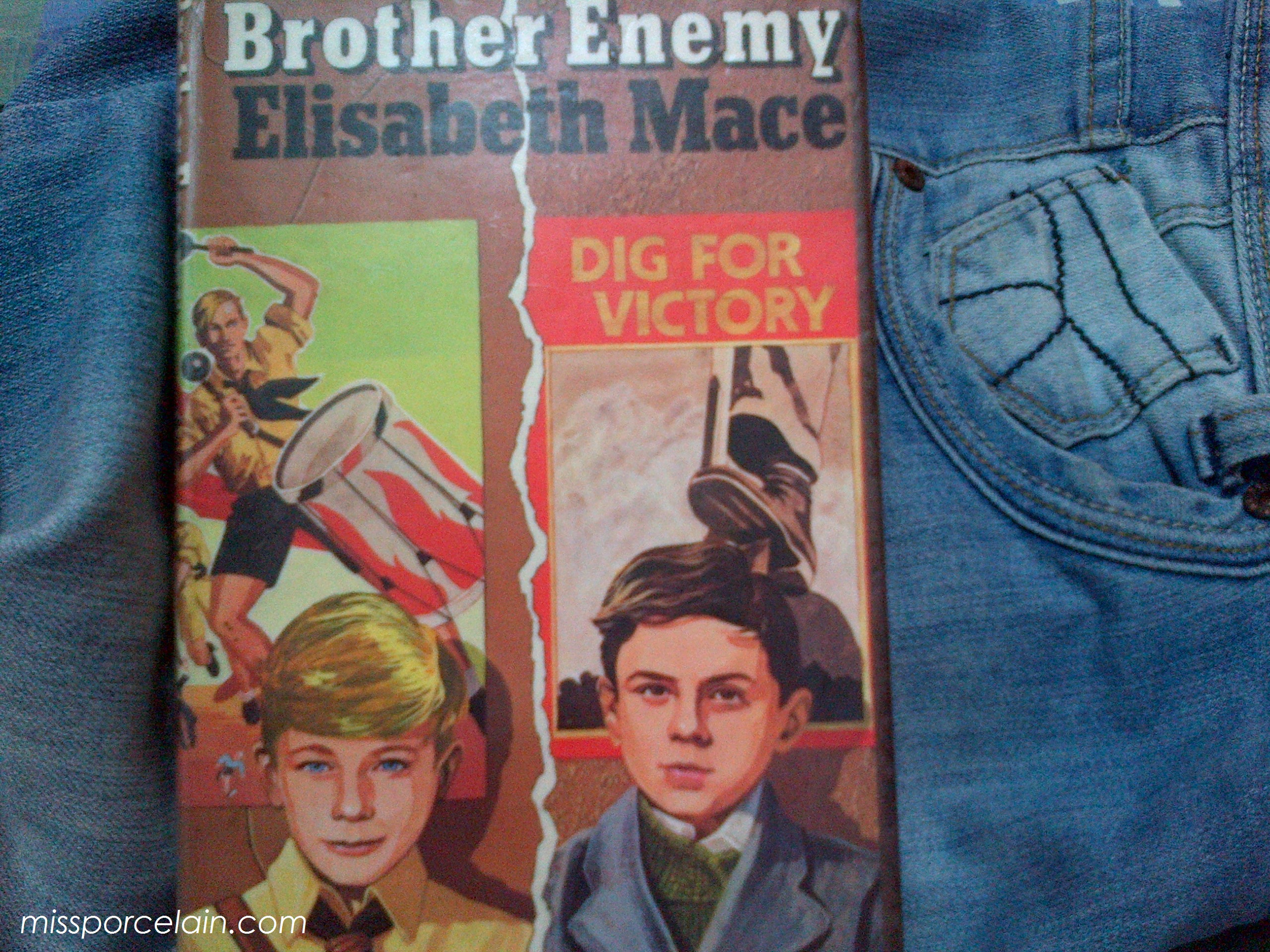 March Book (Brother Enemy)