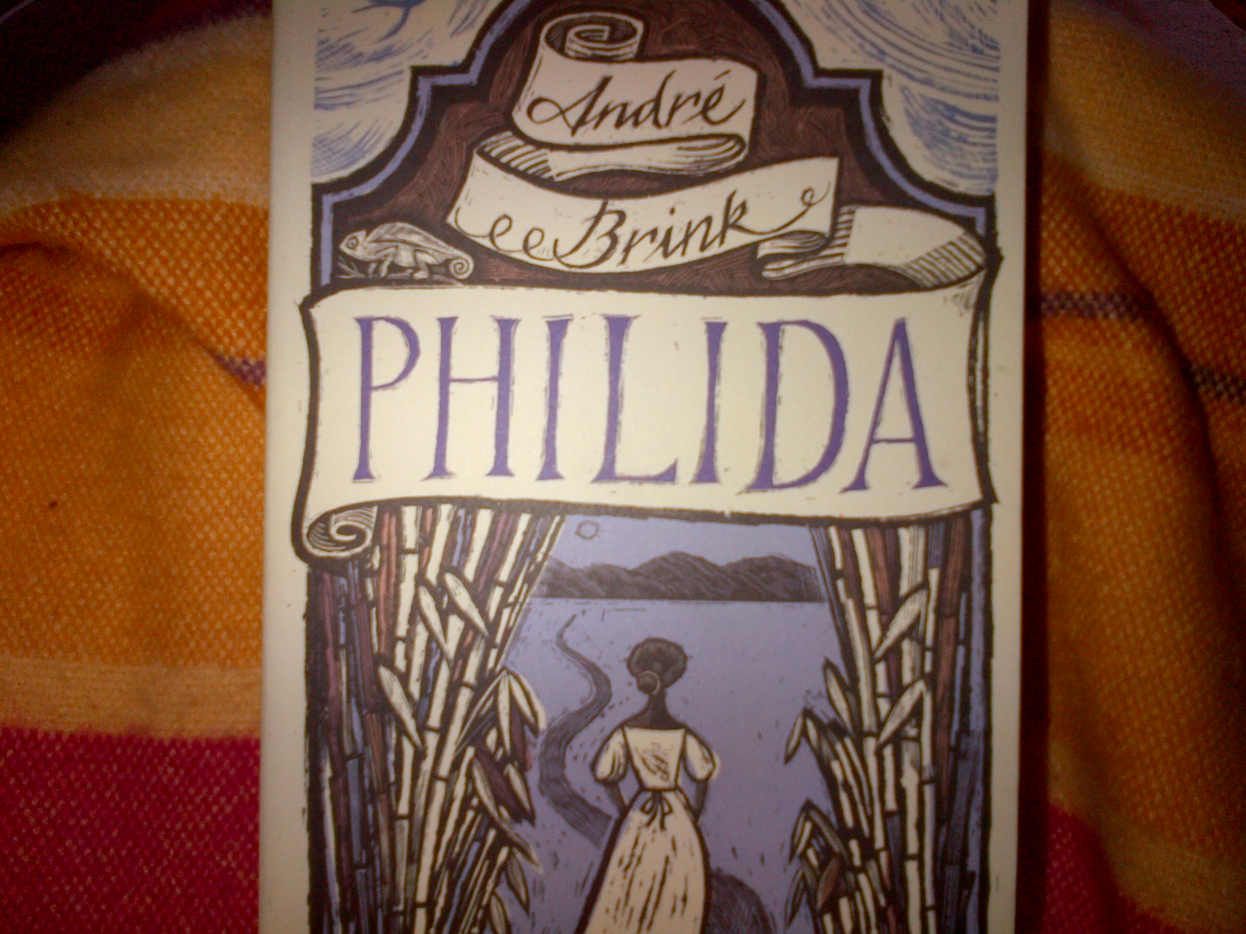 May Book (Philida)