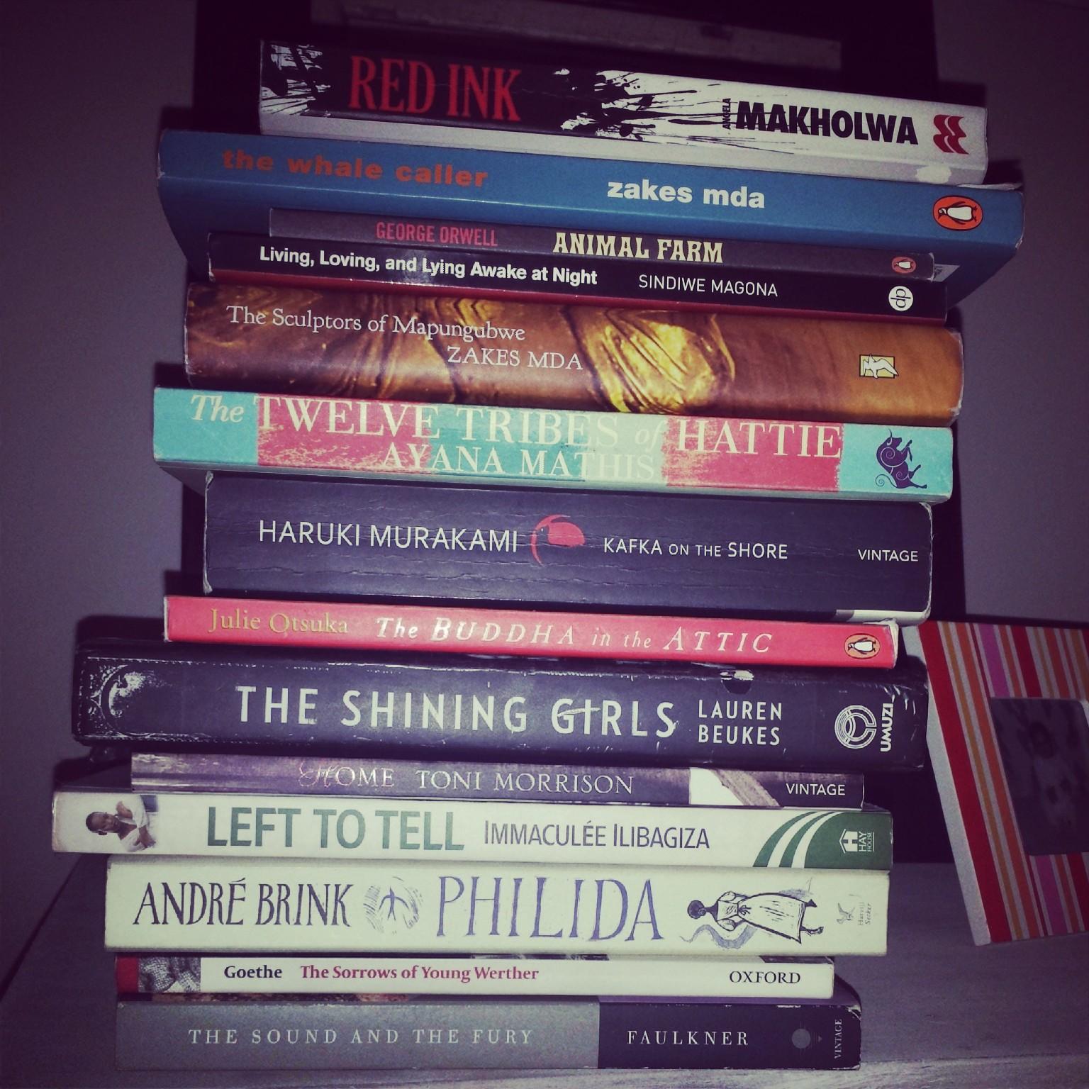 Reading in 2013